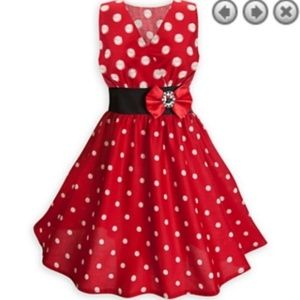 Disney Parks Minnie Mouse Fit and Flare